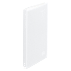 Request / Transparent Clear Book, A4 Size Portrait, (40 Pockets), Clear