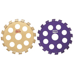 Diamond Wheel U Cutter (Dry Type) / U Cutter Light (Dry Type)