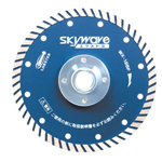 Diamond Wheel Sky Wave Extra (Dry Type, Flange Type)