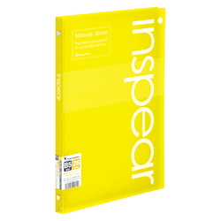 B5 File Note Inspear Yellow