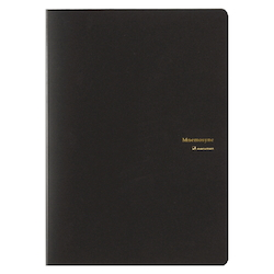 Mnemosyne Notepad with Holder A4