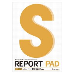Report Pad A4 5 mm Grid Line