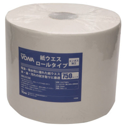 Paper Wiper Roll Model (Embossed)