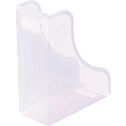 File Stand Capacity Clear