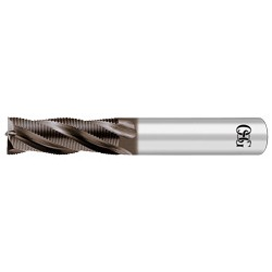 WXL Coated End Mill (Roughing Medium Fine-Pitch Type) WH-RENF
