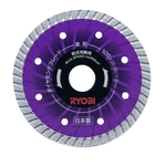 Diamond Blade (Waveform & Cut-End-Oriented Type)