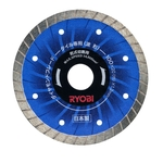 Diamond Blade (Waveform & Cut-End-Oriented Type / for Tile Cutting)