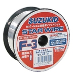 Star Wire, F-3, for Solid Wire Aluminum 0.8φ X 0.45 kg