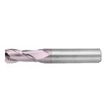 ZX Coated, Spiral End Mill, Model SSM20000ZX
