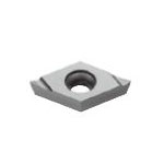 Indexable Inserts D (55° Diamond) DCGT-R-FY