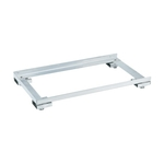 Stainless Steel Storage Unit Optional Height Adjuster Base