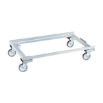 Stainless Steel Storage Unit Optional Caster Base