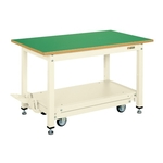 Medium Duty Workbench KT Type ・ Pedal Operated Mobile Elevating Type 2