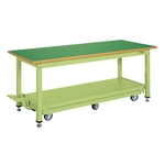 Medium Duty Workbench KT Type ・ Pedal Operated Mobile Elevating Type 1