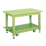 Heavy Duty Workbench KWC Type ・ Pedal-Lift Mobile Type
