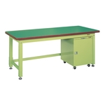 Heavy Duty Workbench KW Type ・ with Cabinet Wagon