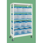 Multiple Rack, Storage Container (Mobile)