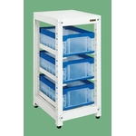 Multiple Rack, Storage Container (Non-consolidated)