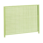 New Peal Utility Cart Optional Perforated Panel Shelf