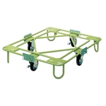 Movable Rotating Dolly, Light Duty, Standard Type