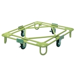 Movable Rotating Dolly, Medium Duty, Standard Type