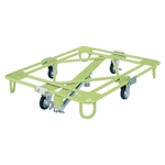Movable Rotating Dolly, Medium Duty, with Center Base