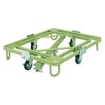 Movable Rotating Dolly, Heavy Duty, with Center Base
