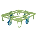Movable Rotating Dolly, 200φ Urethane Cart (without Handle)