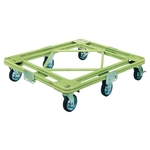 Movable Rotating Dolly Ultra Heavy Duty, Standard Type