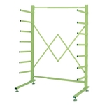 Sliding Bar Rack