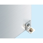 Stainless Steel Storage Unit Optional Floor Fixing Bracket