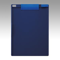 Clipboard, Magnet Type, A4 Portrait Type, Blue