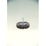 SUS304 Stainless Steel Shaft Mounted Wheel Brushes