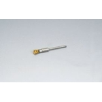 Miniature Brass Shaft Mounted Cylindrical Brush