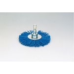 Quick Grit Wheel Brush with Abrasive Grains