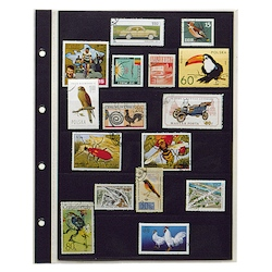 Stamp Album Spare Mat 6 Stage, 10 Included