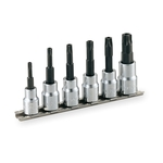 TORX Socket Set (Tamper-proof Type · with Holder) HTX306H