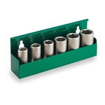 Long Socket Set For Impact Drivers (Wall Hanging Type) NV406