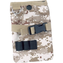 Digital Camouflage Tool Holder (Desert Color) Compact Tool Case