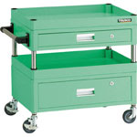 Flex Utility Cart (Noise-reduction Type with Options)
