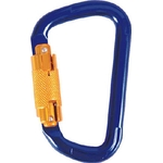 Carabiner with Screw-lock