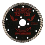 Diamond Cobra for 100 mm / 125 mm Disc Grinder Dual Use