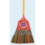 Silk Grass Broom with Long Handle