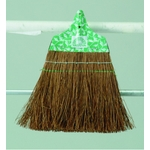 Green Long Handle Broom Spare