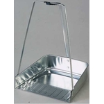Iron Plate Triple-Handle Dustpan Ordinary