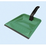 Color Dustpan with Rubber