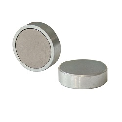 Samarium Cobalt Shallow Pot Magnets E762