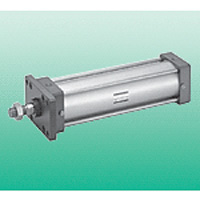General Cylinder Selex Cylinder (Medium Diameter) SCA2 Series