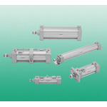General Cylinder Tie Rod Type Cylinder SCG Series