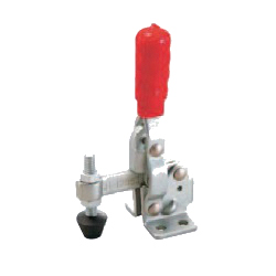 Kniehebelspanner, Griff-Vertikal, Hauptachse-Fix-Arm-Typ (Flanschbasis) GH-12050/GH-120505-SS